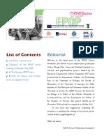 EPOP Newsletter #6