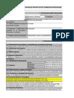 POA 2011 - Formulación de proyectos
