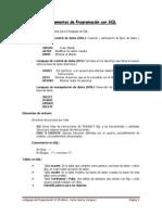 Fundamentos de Programación con SQL -LP II