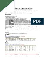 OPERADORES  DE CONDICIÓN LIKE