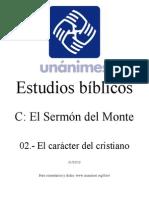 C.02.- El Caracter Del Cristiano