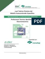 electromecanica Subestaciones CONALEP