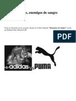 Caso Puma Adidas