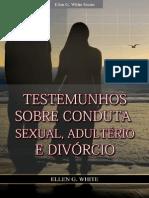 TESTEMUNHOS SOBRE A CONDUTA SEXUAL, ADULTÉRIO E DIVÓRCIO - WHITE