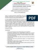 Conclusiones III Asamblea Aymara