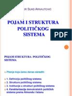 POJAM I STRUKTURA POLITICKOG    SISTEMA[1] (1).ppt