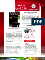 Boletín Around The World N° 039