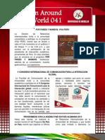 Boletín Around The World N° 041