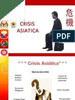 Crisis Financiera Asiatica
