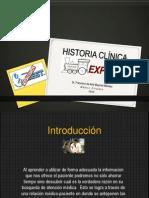 HISTORIA CLÍNICA EXPRÉS