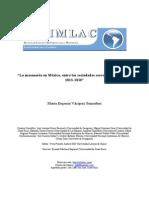 La Masoneria en Mexico 1813-1830