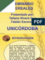 Diapositivas Seminario de Cereales