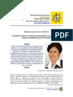 0101-Entrevista Madeleine Zuniga-Quispe Lazaro,Arturo