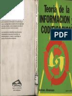 Abramson - Teoría de la información y codificación