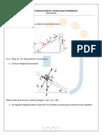 Fisica General - Taller Leyes de Newton