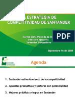 Santander Cluster