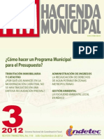 Revista Hacienda Mpal