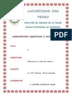 CARDIOPATIAS ACIANOTICAS