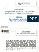Comunica c i on y Conflict o