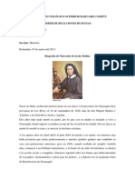 Biografía de Mercedes de Jesús Molina