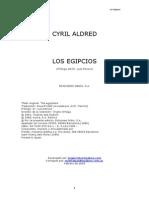 Aldred, Cyril - Los Egipcios (1.2)[Doc]
