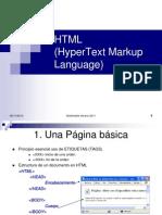 Curso HTML Clase 1