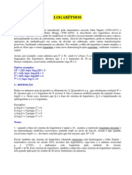 Logar___ítmos - Prof Paulo Marques