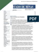 Jornal Estado de Minas - Entrevista Atheniense Fraude Lattes Parte 4