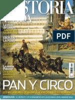 historia y vida (sept2011) pan y circo los mecanismos de manipulación del imperio romano