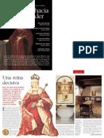 isabel la católica, el camino hacia el poder - sebastián gonzález, 13 págs