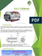 Ponencia 1 - Calderas