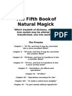 The Fifth Book of Natural Magick.doc