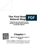 The First Book of Natural Magick.doc