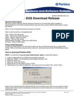 PMB 888 - Perkins EGS Download Release