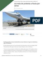 Aviones rusos violaron espacio aéreo de Colombia - Política en Colombia y el Mundo_ Noticias de Política - ELTIEMPO
