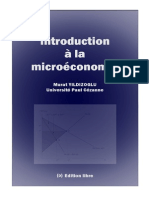 Yidizoglu Introduction a La Microeconomie