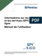 SPI2 Online User Handbook FR