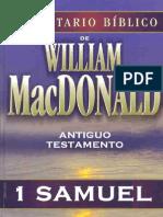 1 DE SAMUEL