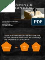 Conectores de Semiprecision