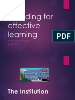 Providing for effective learning.pptx