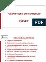 Desarrollo Emprendedor Modulo 1