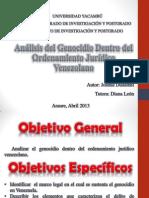 Diapositivas Trabajo de Grado Genocidio
