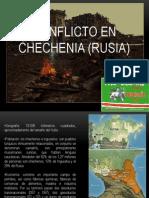 Conflicto Rusia Chechenia