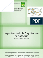 Arq. de Software