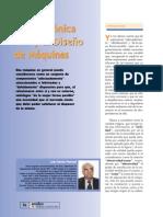 La mecatrónica y el diseño mecánico