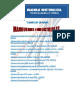 Catalogo Mangueras Industriales