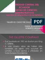 Presentacion Gillette