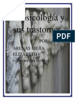 Psicologia y Sus Trastornos