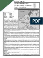 Ficha Informativa. Costa Rica y Nicaragua