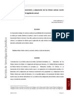 2013-I Doctrina Erika Valdivieso Juan David Perales